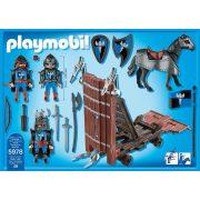 Playmobil 5978 Rohamkocsi kék lovagokkal (új)