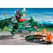 Playmobil 6003 Óriás zöld sárkány (új)