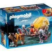 Playmobil 6005 Szalmaszállító sólyomlovagok (új)