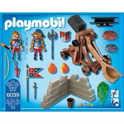 Playmobil 6039 Oroszlánlovagok kőhajító katapulttal (új)