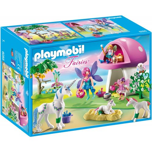 Playmobil 6055 Tavi pille unikornis-menedéke (új)