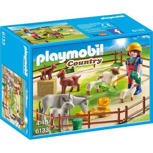 Playmobil 6133 Négylábúak a karámban (új)
