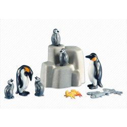 Playmobil 6259 Pingvin család (új)