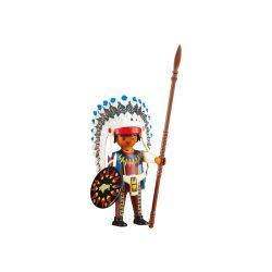 Playmobil 6271 Indián törzsfőnök (új)