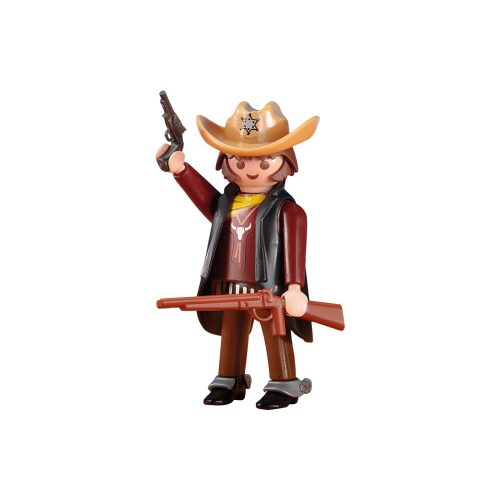 Playmobil 6277 Cowboy Seriff (új)