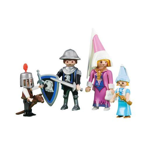 Playmobil 6324 Lovagi család (új)