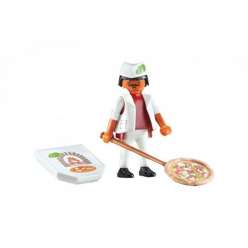 Playmobil 6392 Pizzasütő szakács (új)