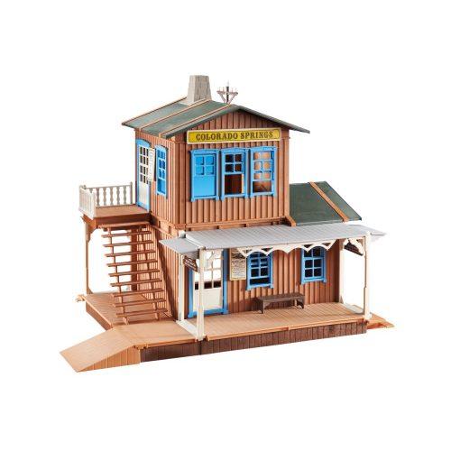 Playmobil 6462 Western állomás (új)