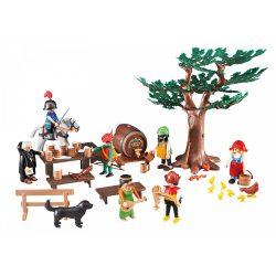 Playmobil 6464 Robin Hood tábora (új)
