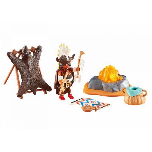 Playmobil 6477 Indián sámán (új)