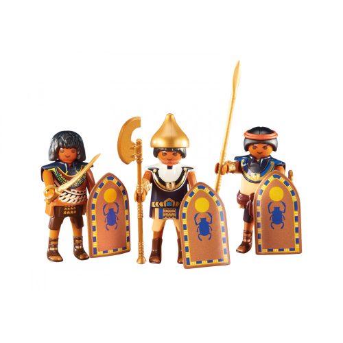Playmobil 6488 3db-os Egyiptomi katona csapat (új)