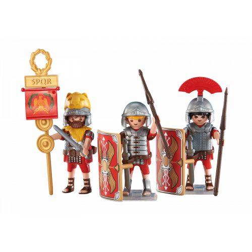 Playmobil 6490 3db-os Római katona csapat (új)