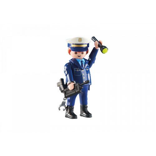 Playmobil 6502 Rendőr parancsnok (új)