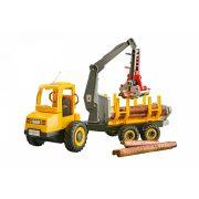 Playmobil 6538 Rönkszállító (új)