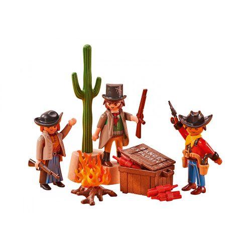 Playmobil 6546 Western banditák (új)