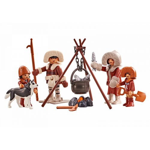 Playmobil 6559 Eszkimó család (új)