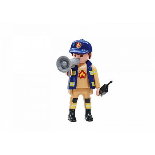 Playmobil 6583 Tűzoltó parancsnok (új)