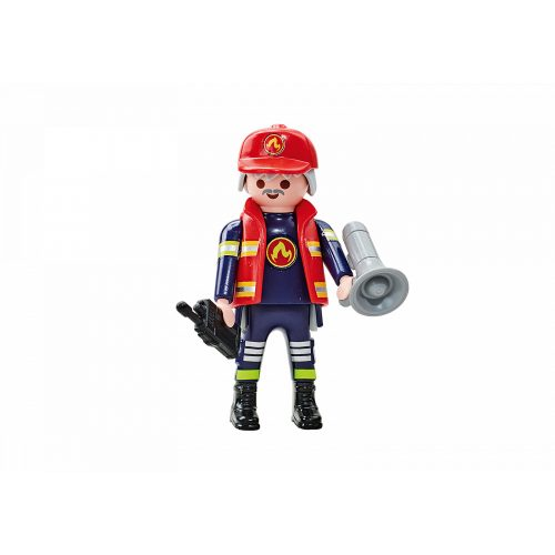 Playmobil 6585 Tűzoltó parancsnok (új)
