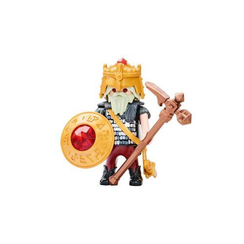 Playmobil 6587 Törpe lovag király (új)