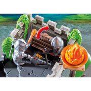 Playmobil 6627 Bástyavédő sárkánylovagok (új)