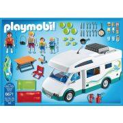 Playmobil 6671 Családi lakóautó (új)