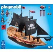Playmobil 6678 Kalóz vitorlás csatahajó (új)