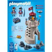 Playmobil 6680 Francia katonák őrtornya fénnyel (új)