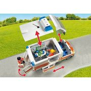 Playmobil 6685 Mentőautó hanggal és fénnyel (új)