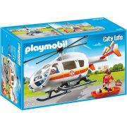 Playmobil 6686 Mentőhelikopter (új)