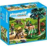 Playmobil 6815 Vadlesen az etetőnél (új)