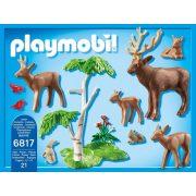 Playmobil 6817 Szarvascsalád (új)