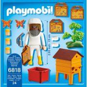 Playmobil 6818 Méhész a kaptár körül (új)