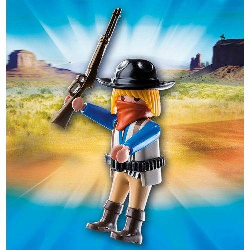 Playmobil 6820 Western bandita (új)