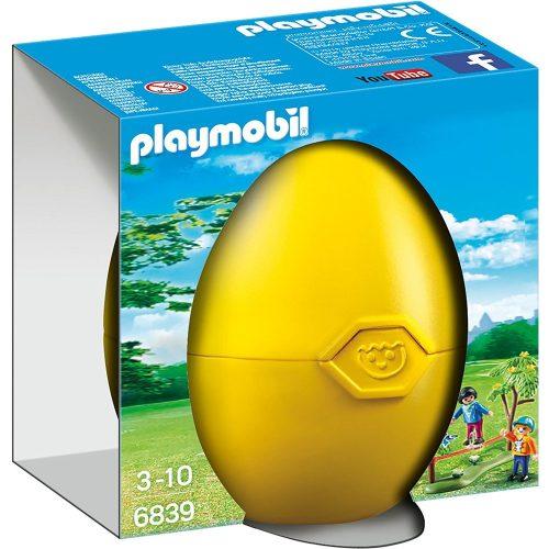 Playmobil 6839 Slackline gumikötélen a szabadban (új)