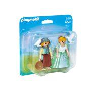 Playmobil 6843 Hercegnő és cselédje (új)