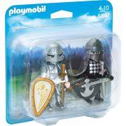 Playmobil 6847 Felvértezett lovagok párban (új)