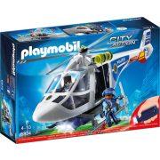 Playmobil 6874 Rendőrségi helikopter (új)