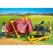 Playmobil 6888 Tábortüzes vadkemping (új)