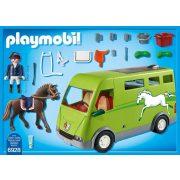Playmobil 6928 Lószállító (új)