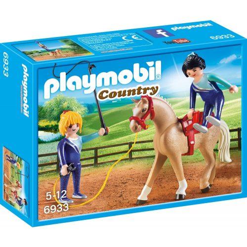 Playmobil 6933 Műlovaglás edzés (új)