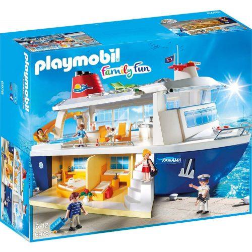 Playmobil 6978 Luxus tengerjáró (új)