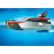 Playmobil 70002 Titkos ügynökök hadihajója (új)
