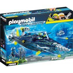 Playmobil 70005 S.H.A.R.K. csapat pusztító fúrója (új)