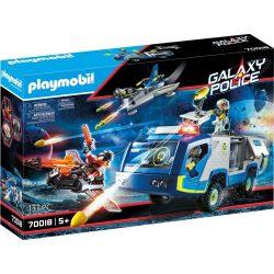 Playmobil 70018 Űrrendőrség rendőrautója (új)