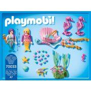 Playmobil 70033 Csikóhal hintó (új)