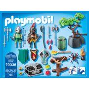 Playmobil 70036 Harc a lovag kincséért (új)