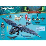 Playmobil 70037 Hablaty és fogatlan bébisárkánnyal (új)