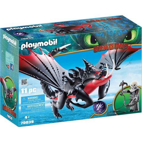 Playmobil 70039 Halálfogó Mogorral (új)