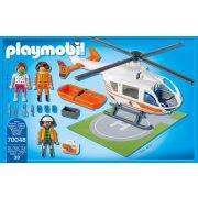 Playmobil 70048 Mentőhelikopter (új)