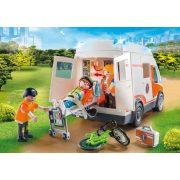 Playmobil 70049 Mentőautó hanggal és fénnyel (új)